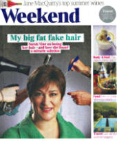 The Times hair loss article