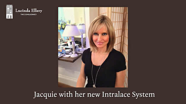 Jacquie describes the day of getting her new Intralace System