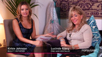 Lucinda interviewed by Popsugar